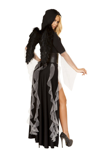 Midnight Angel Costume - Costumes, Roma - YourLamode