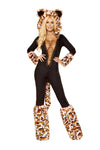 The Pink Leopard Costume