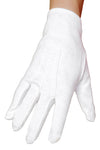 White Gloves - Rave Costume,Accessories, Roma - YourLamode