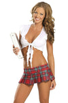 Naughty School Girl - Costumes, Roma - YourLamode