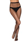 Fishnet Pantyhose with Sparkle Detail - Intimates, Roma - YourLamode