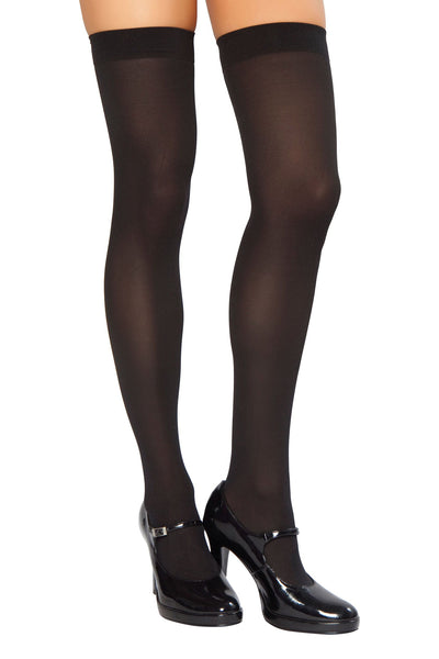 Thigh High Stockings - Accessories, Roma - YourLamode