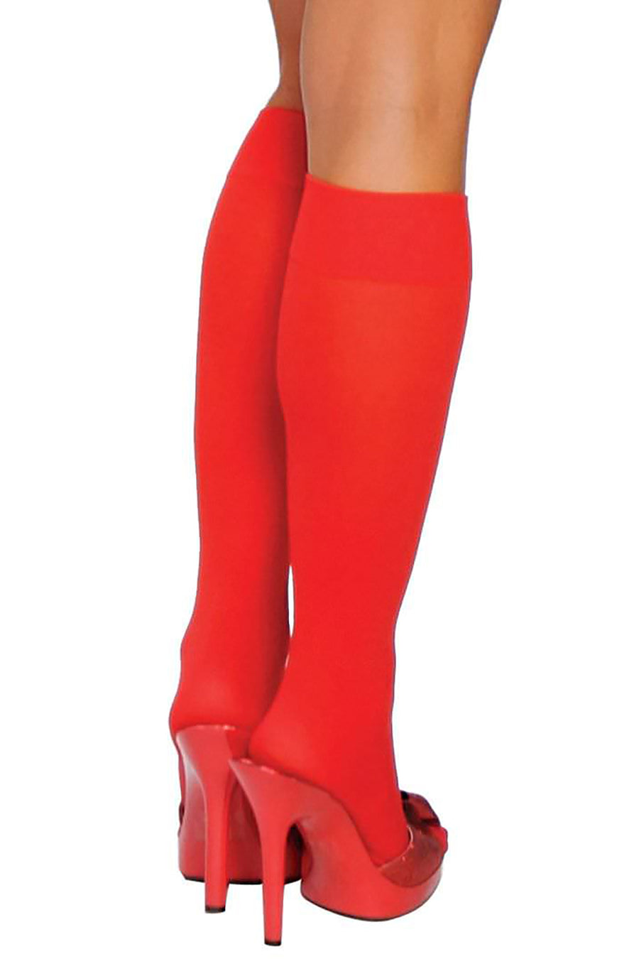 Knee High Stockings - Accessories, Roma - YourLamode