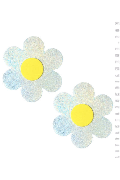 Daisy Pasties in Prism - Accessories, Little Black Diamond - YourLamode