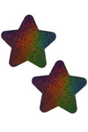 Star Pasties in Synesthesia - Pasties, Little Black Diamond - YourLamode