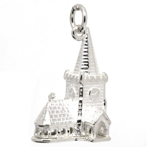 Church With Steeple - Perfectcharm - 1