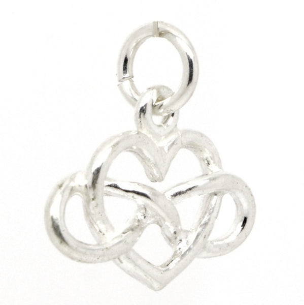 Eternal Heart Infinity Charm - Perfectcharm - 2