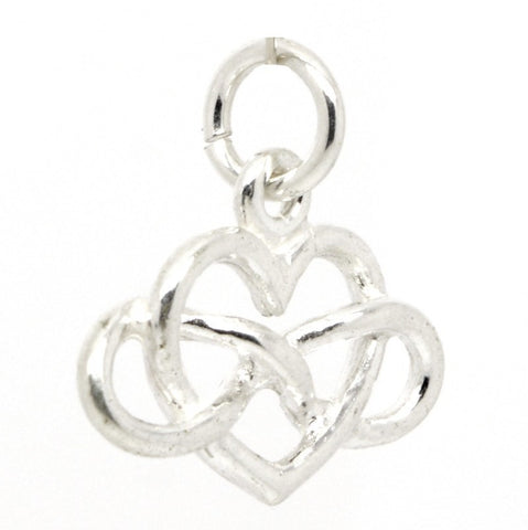 Eternal Heart Infinity Charm