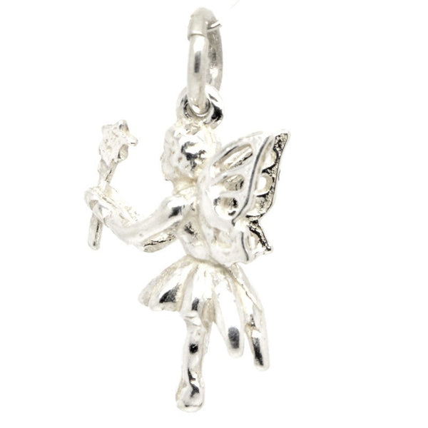 Fairy with Wand Charm - Perfectcharm - 1