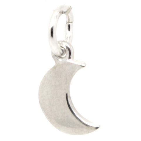 Gold Moon Charm