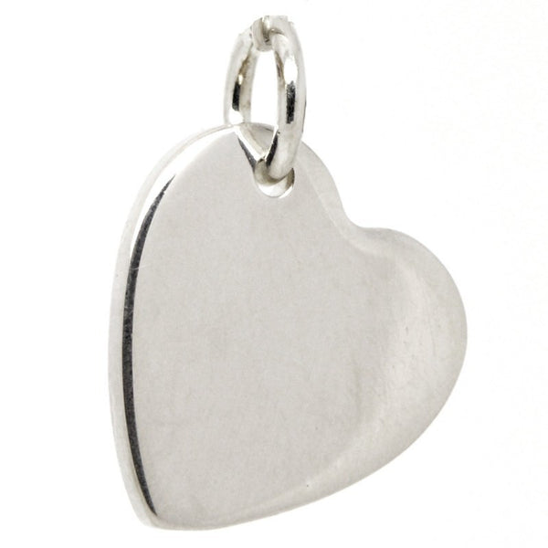 Heart Tag Charm - Perfectcharm - 1