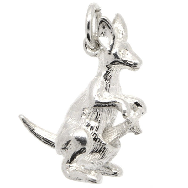 Kangaroo with Joey Charm - Perfectcharm - 1