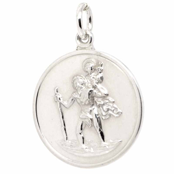 Large St Christopher Charm - Perfectcharm
