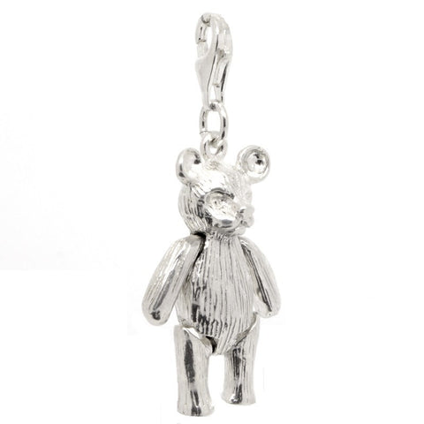 Large Teddy Bear Charm