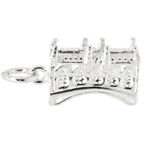 Silver Oxford Bridge Of Sighs Charm