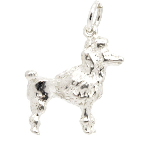 Poodle Dog Charm - Perfectcharm - 1