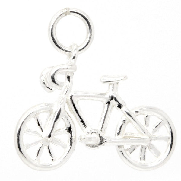 Road Racing Bike Charm - Perfectcharm - 3