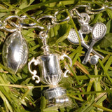 Rugby Ball Charm - Perfectcharm - 4