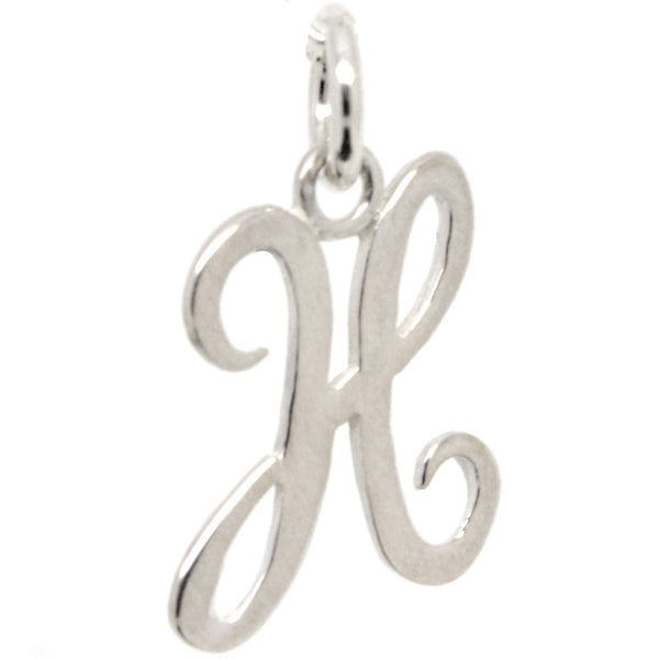 Small Italic H Charm - Perfectcharm - 1