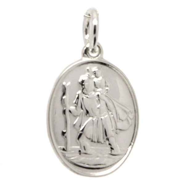 St Christopher Charm - Perfectcharm - 1