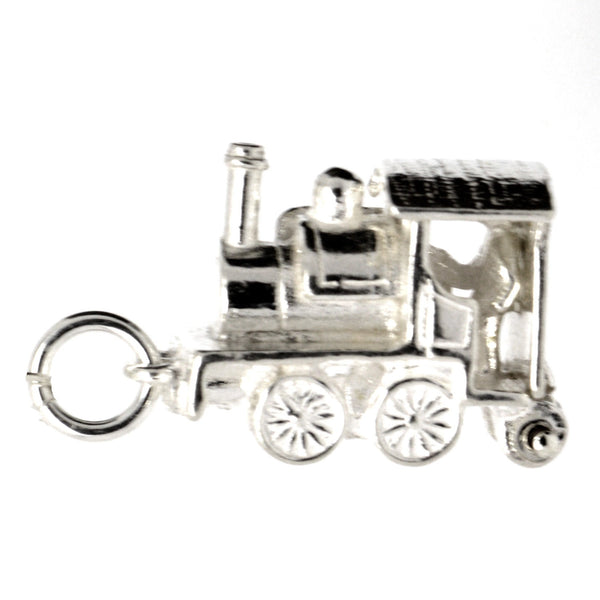 Steam Engine Train Charm - Perfectcharm - 2