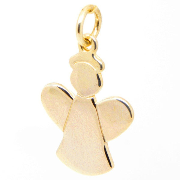 Gold Angel charm - Perfectcharm - 2