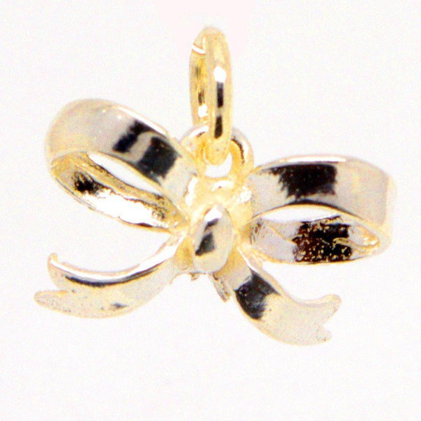 Gold Bow Charm - Perfectcharm - 2