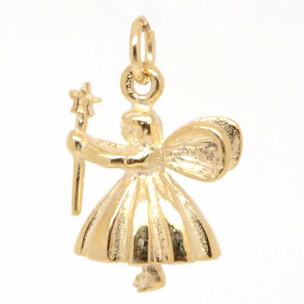 Gold Fairy Godmother charm - Perfectcharm - 1