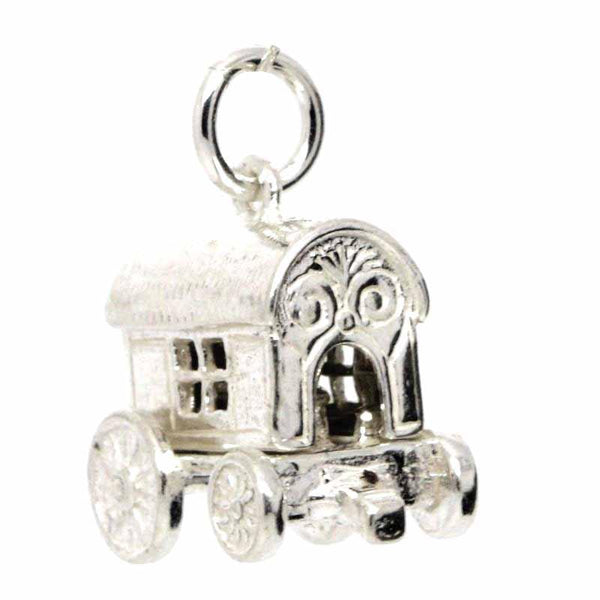 Gold Gypsy Caravan Charm - Perfectcharm - 2