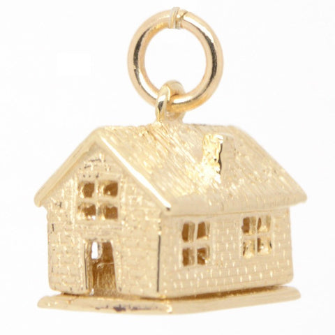 Gold Honeymoon Cottage Charm