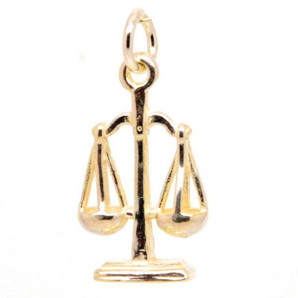Gold Libra Charm - Perfectcharm - 1