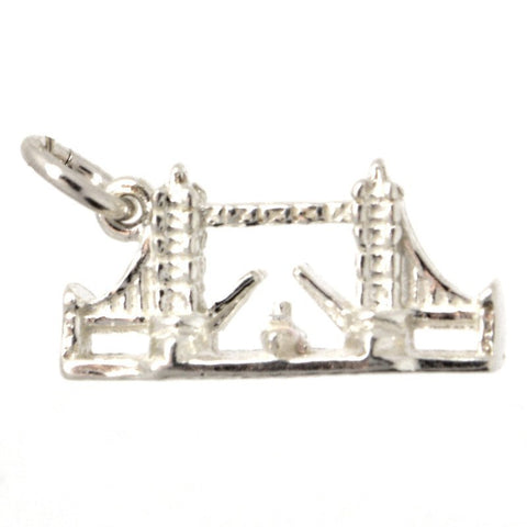 Gold London Tower Bridge Charm