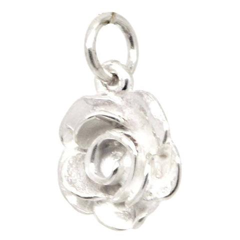 Gold Rose Charm