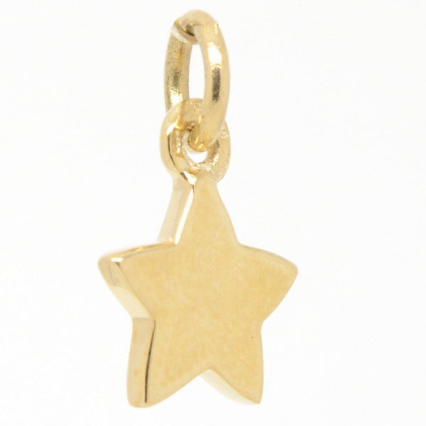 Gold Star Charm - Perfectcharm - 1