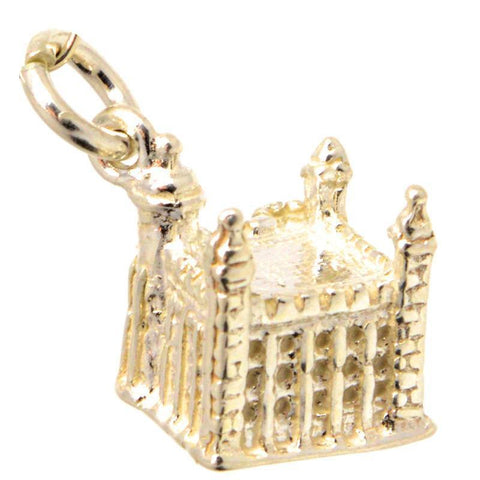 Gold Tower Of London Charm
