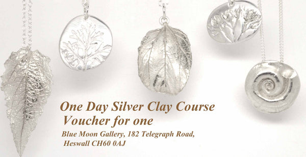 One Day Silver Clay Course