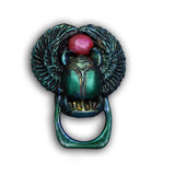 Egyptian Scarab Badge or Glasses Holder (Tutorial)