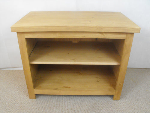 700mm Solid Oak or Pine TV Unit, Cabinet , Stand or Hifi unit