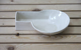 Ally- Ceramic Serving dish