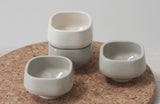 Ann- Set of 4 ceramic dipping bowl
