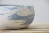 ALMA - Marbled ceramic cereal bowl
