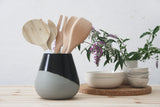 Ceramic utensil Holder