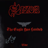 Saxon | The Eagle Has Landed