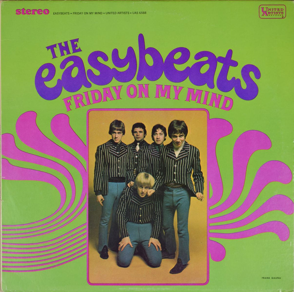 The Easybeats | Friday On My Mind