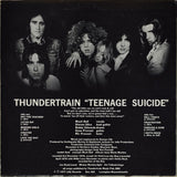 Thundertrain | Teenage Suicide