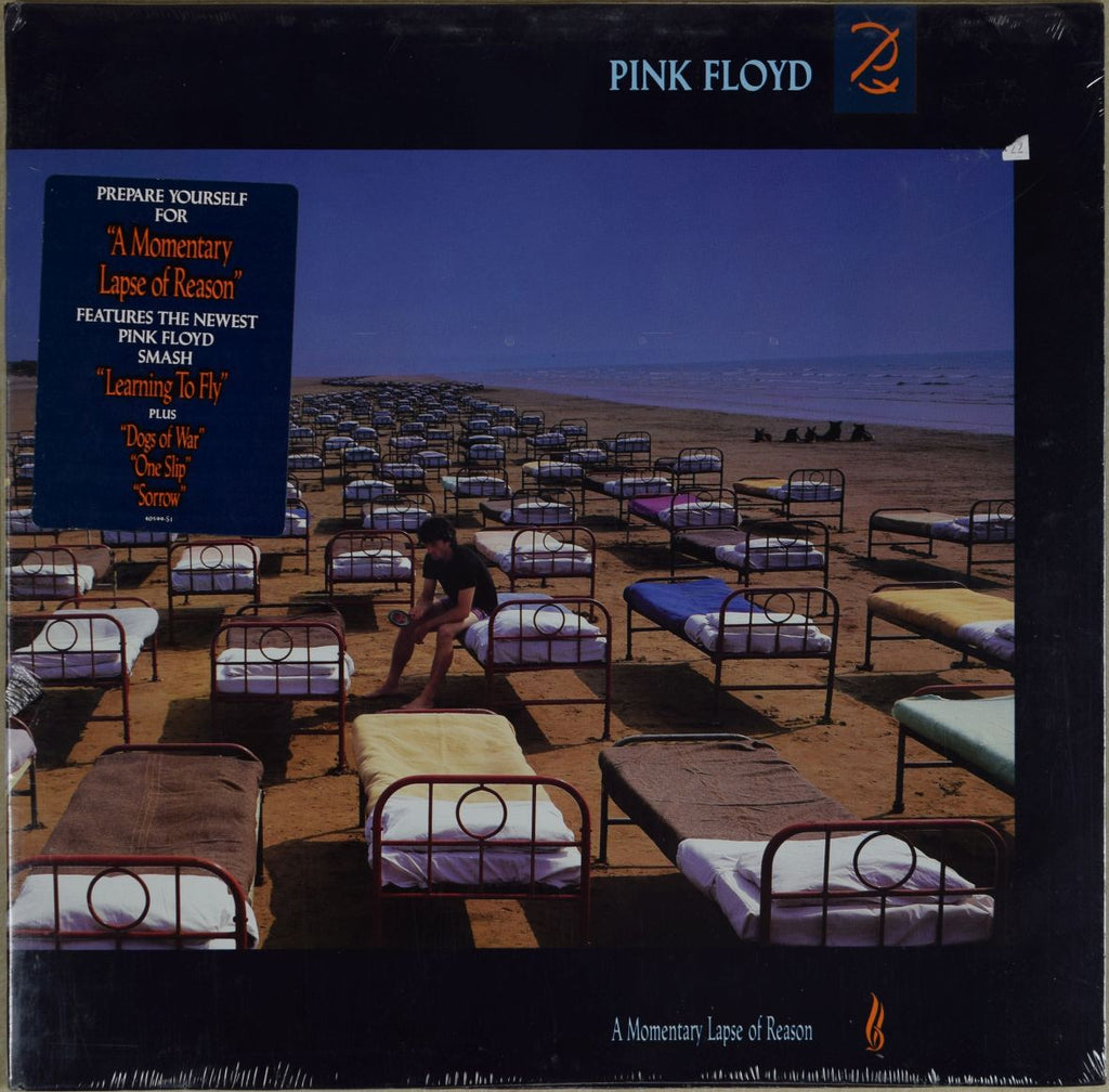 Pink Floyd | A Momentary Lapse Of Reason