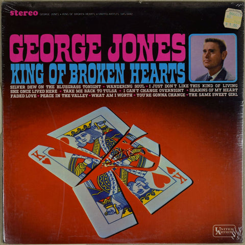 George Jones | King Of Broken Hearts