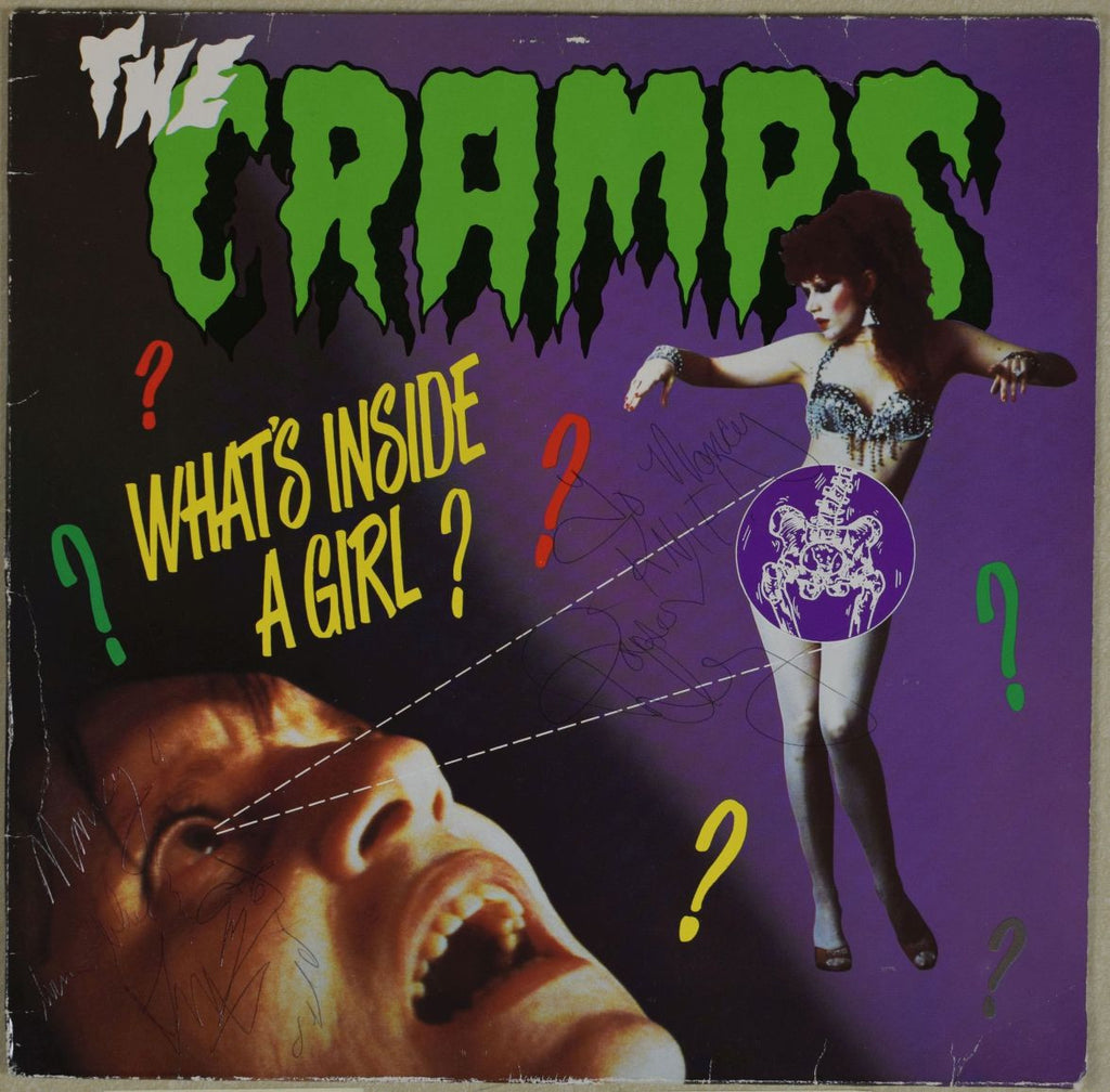 The Cramps | What's Inside A Girl?