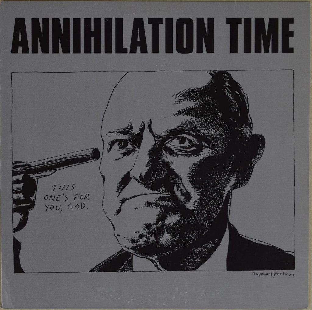 Annihilation Time | Annihilation Time