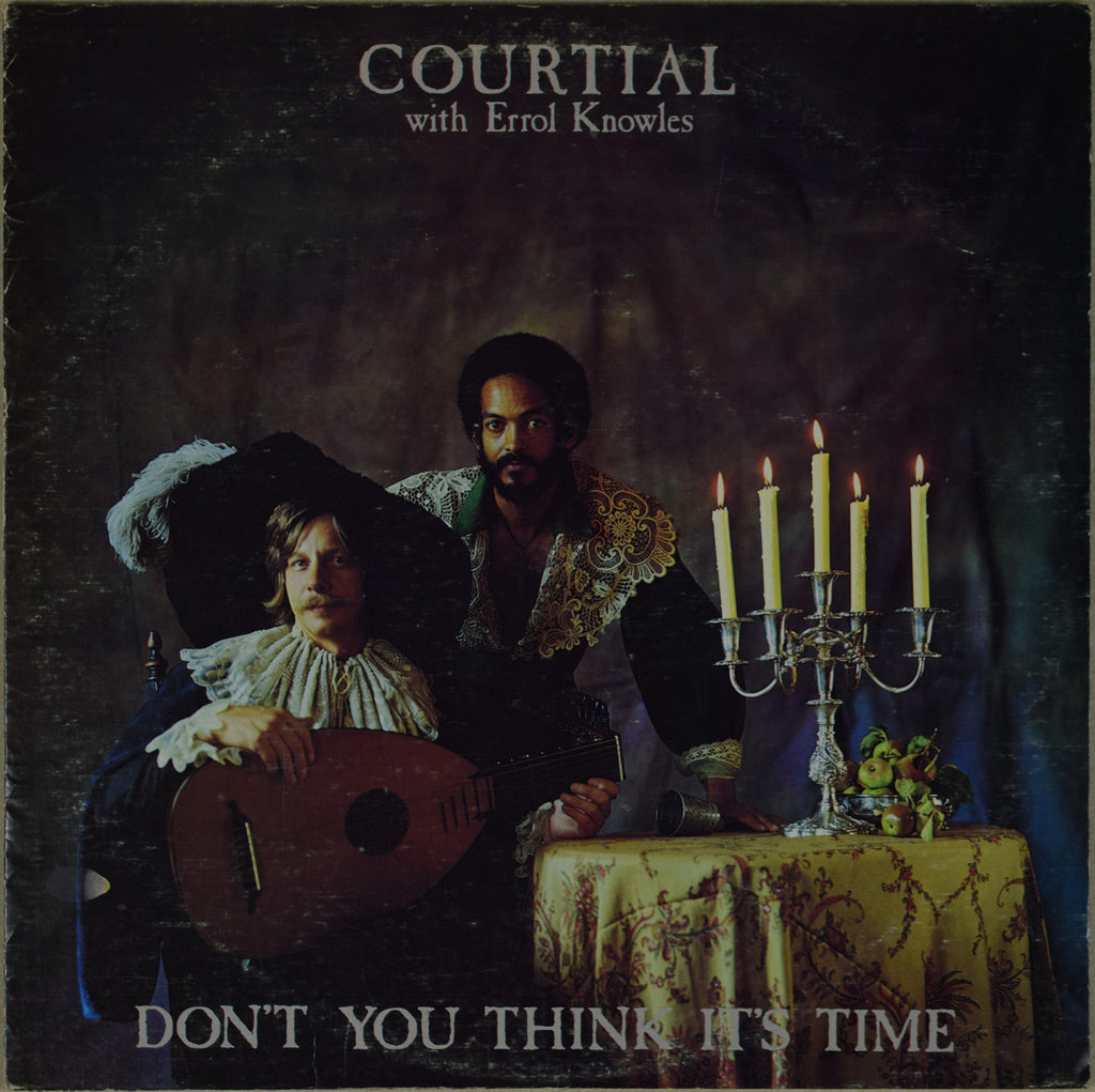 Courtial | Don't You Think It's Time